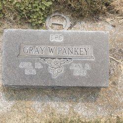 Gray W Pankey