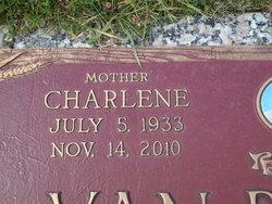 Charlene A. <I>Plana</I> Van Beveren