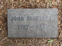 John Blundell, Sr