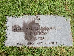 Paulus Walter Wright Sr.