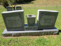 Grace <I>Ogle</I> Wright