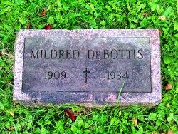 Mildred <I>Ball</I> De Bottis