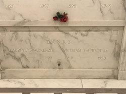 William Garrett Banks, Jr