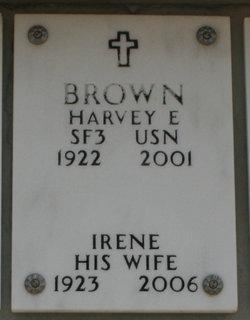 Harvey E Brown