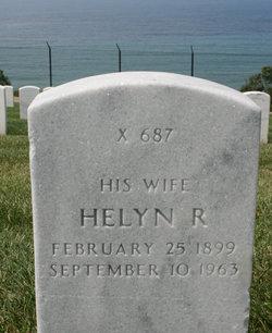 Helyn R Brown