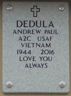 Andrew Paul Dedula