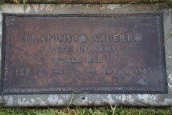 Francisco Aguerro