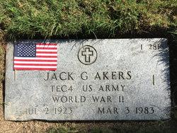 Jack G Akers