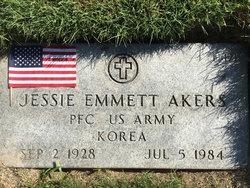 Jessie Emmett Akers