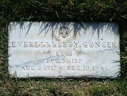 Everett Leroy Conger