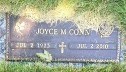 Joyce Mary <I>Lamb</I> Conn