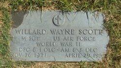 Willard Wayne Scott