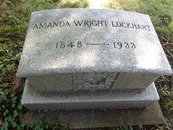 Amanda <I>Wright</I> Lockhart