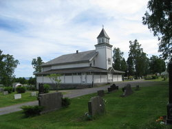 Gjovik Chapel and Cemetery