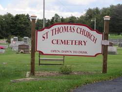 Saint Thomas Roman Catholic Cemetery