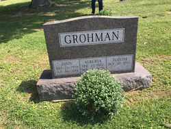 "Alberta E. ""Bertie"" Grohman"
