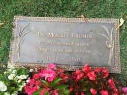 Dr Morris Frumin