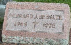 Bernard J Hensler