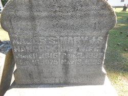Mary J. S. <I>Elliott</I> Hancock