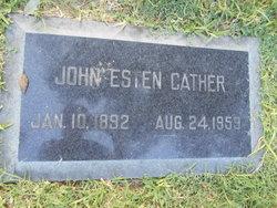 John Esten Cather