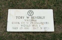Toby Wagner Beverly