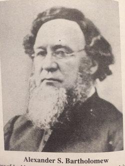 Rev Alexander Sloan Bartholomew, Jr