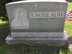 Anna <I>Racho</I> Knoblauh