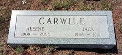 Aleene Margaret <I>Crockett</I> Carwile