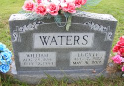 "William Bryant ""Willie"" Waters"