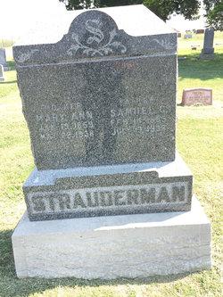 Mary Ann Strauderman