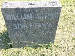 William A. Strauderman