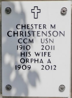 Orpha Ager Christenson