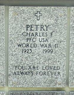 Charles Francis Petry