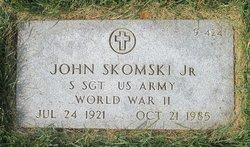 John Skomski, Jr