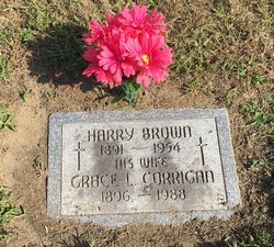 Grace Louise <I>Corrigan</I> Brown