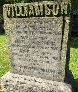 Edith Lauretta Williamson