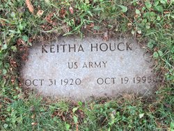 Keitha <I>Henderson</I> Houck