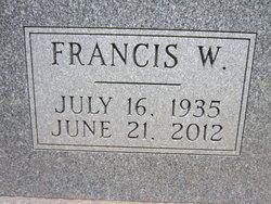 Francis W Cunningham