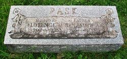 Benjamin A. Pask