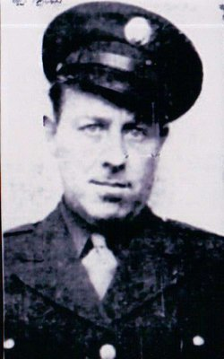 Pvt Clarence W. Hunter