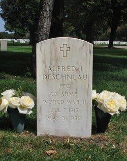 Alfred J Deschneau