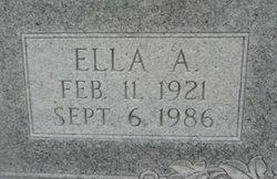 Ella Waldron <I>Allen</I> Roach