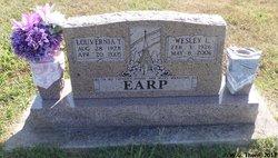 Louvernia T <I>Jenkins</I> Earp