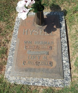 Lucy M Hysell