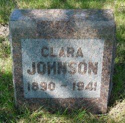 Clara Olava <I>Alme</I> Johnson