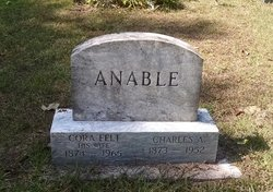 Cora <I>Felt</I> Anable