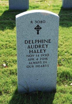 Delphine Audrey <I>Rekucki</I> Haley