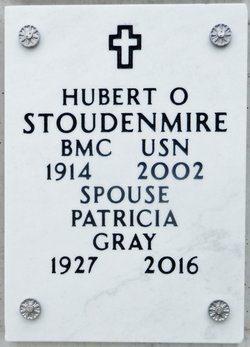 Patricia <I>Gray</I> Stoudenmire