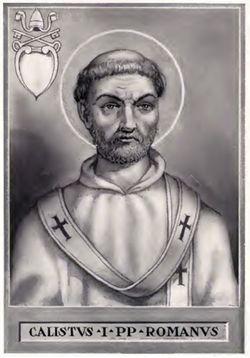 Saint Callixtus I