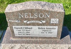 CPT Darrell Clifford Nelson